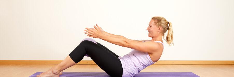 Zeitgenössischen Pilates